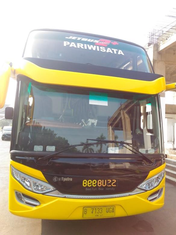Transportasi IGI Bekasi dari panitia GESS Indonesia 2016